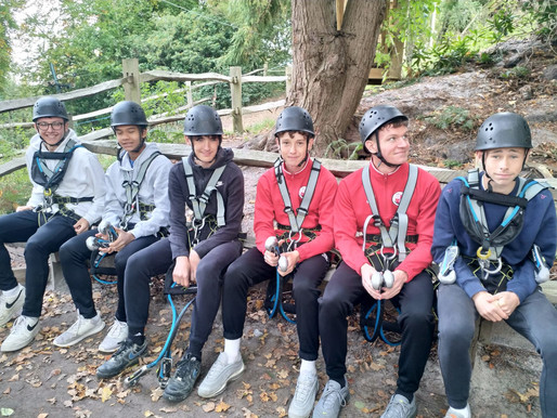 Social Action with our NCS Team this Autumn.