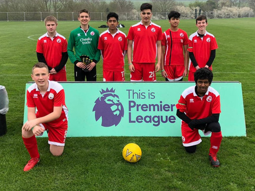 Crawley Town FC Premier League Kicks