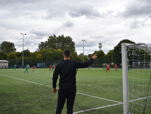 Crawley Town U19's 0-1 Watford U19's