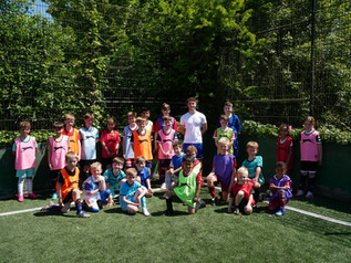 Soccer Schools at Crawley Town