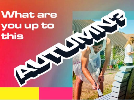 NCS Returns for their Autumn Programme