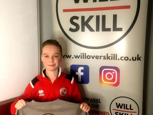 U11's Elite Player, Inspiring the Community with his Positive Mindset
