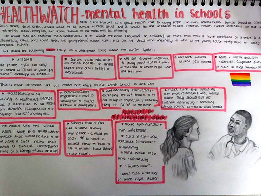 NCS Local Action Group Teams Up with Healthwatch