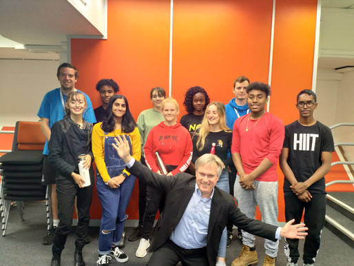 MP and Mayor Supports young people in upcoming water refill scheme
