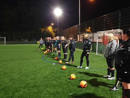 CRAWLEY OLD GIRLS (COGS) BEGINNERS SESSIONS – IT'S NEVER TOO LATE
