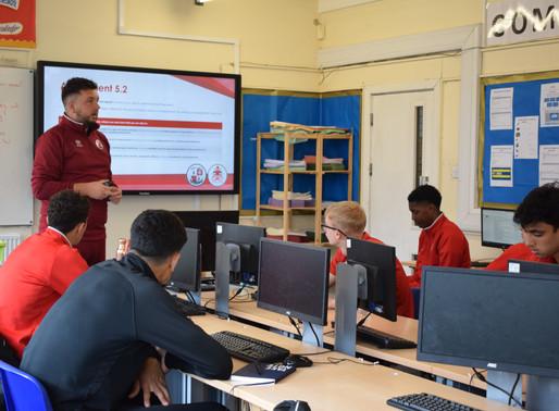 Crawley Town u19 Football Education Academy