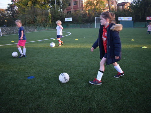Crawley Town Women's Player Pathway