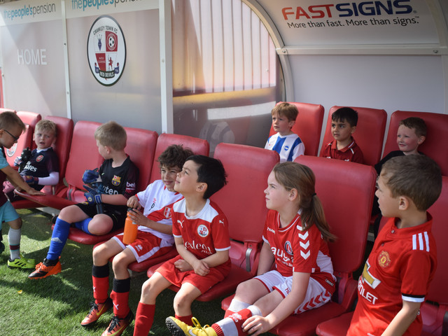 Read about some of the Other Services we have to offer at Crawley Town