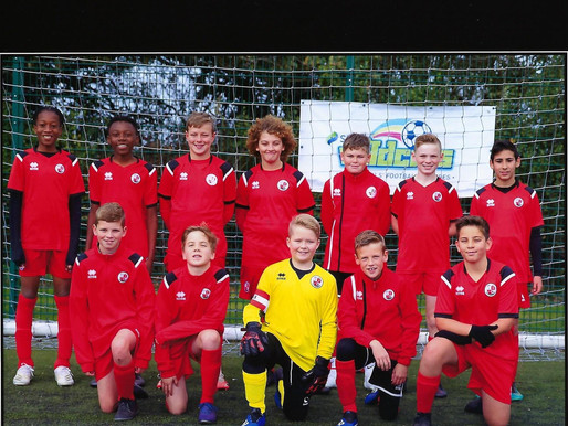 Foundation's Youth Teams Travel to Ipswich for Fixtures.