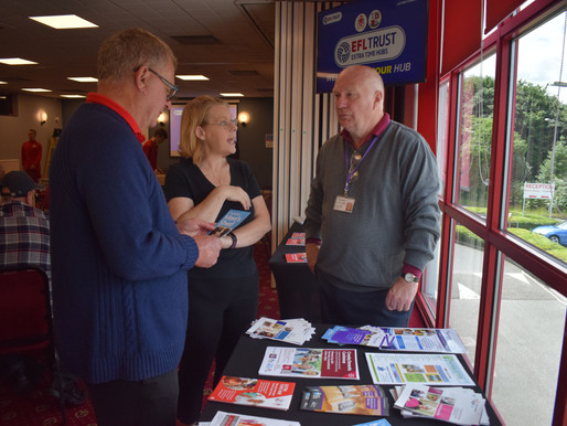 Free Health Check Friday at Extra Time Hubs