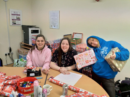 Giving back with NCS this Christmas