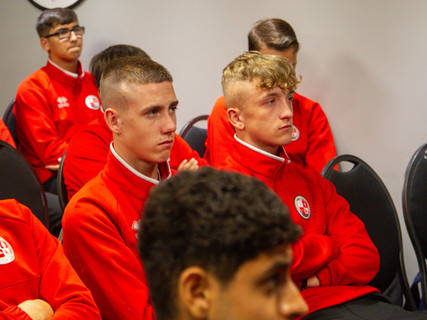 Read into our Crawley Town Foundation Academy programme here at Crawley Town