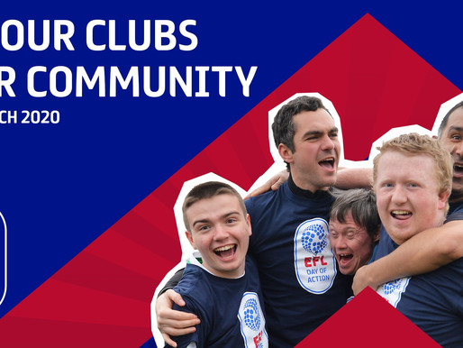 EFL DAY OF ACTION TO CELEBRATE IMPACT OF CLUBS IN THEIR COMMUNITIES