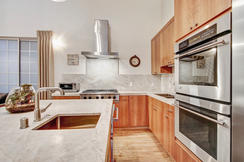 Ground Level - Large Kitchen with Dual O