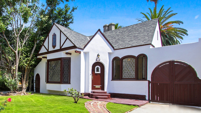 Beautiful Character Curb Appeal