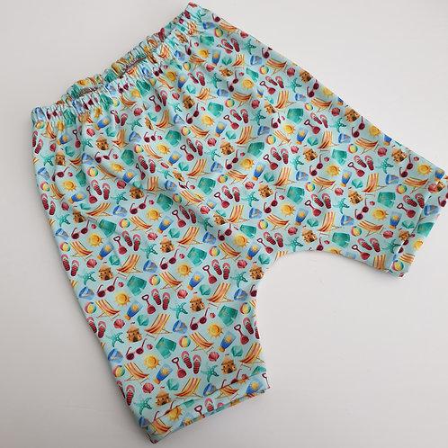Summer Vibes harem Shorts