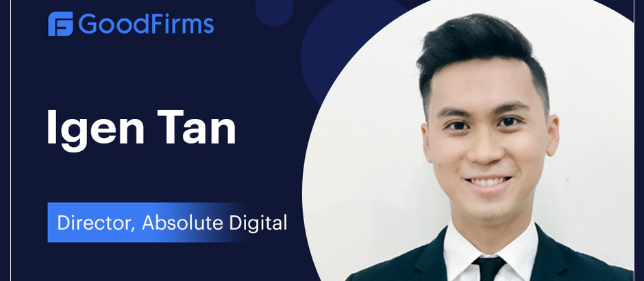 2021 GoodFirm's CEO Interview with SEO Agency, Absolute Digital