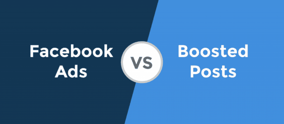 The Difference Between Facebook Ads and Boosted Posts