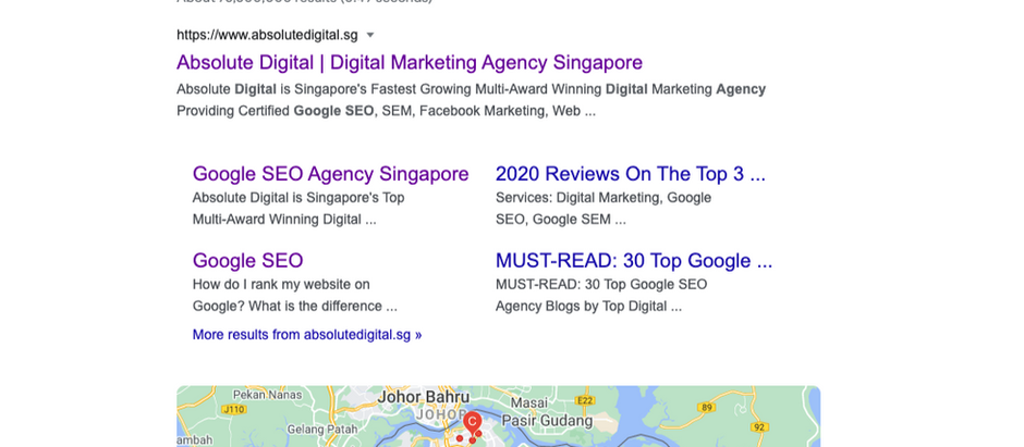 Why Absolute Digital is the Top SEO Agency in Singapore?