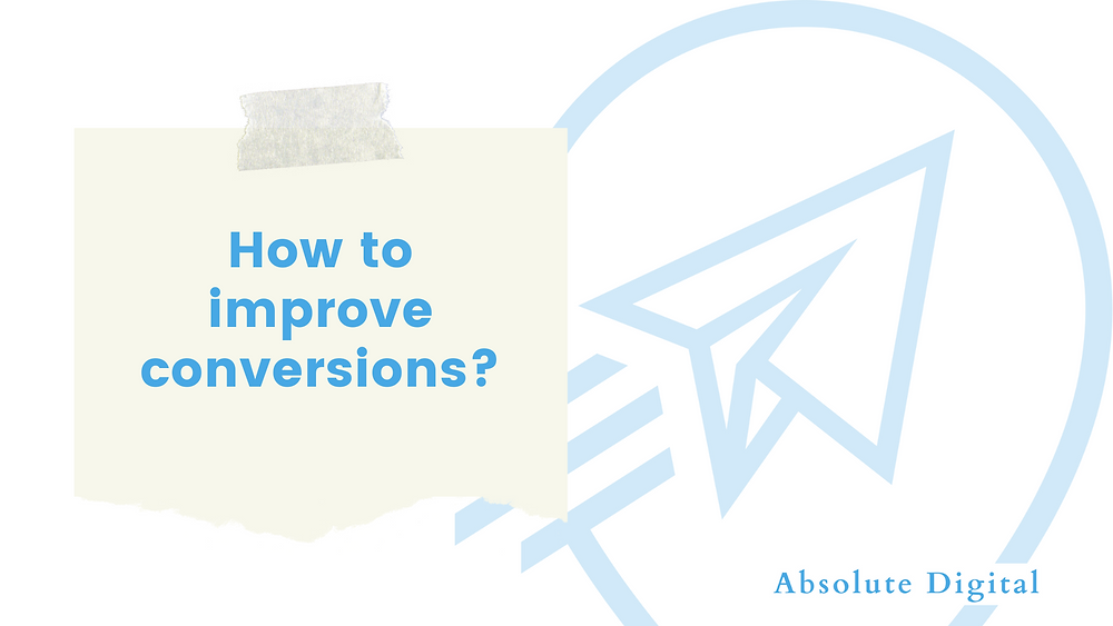 What is a Conversion? | Digital Marketing Absolute Digital