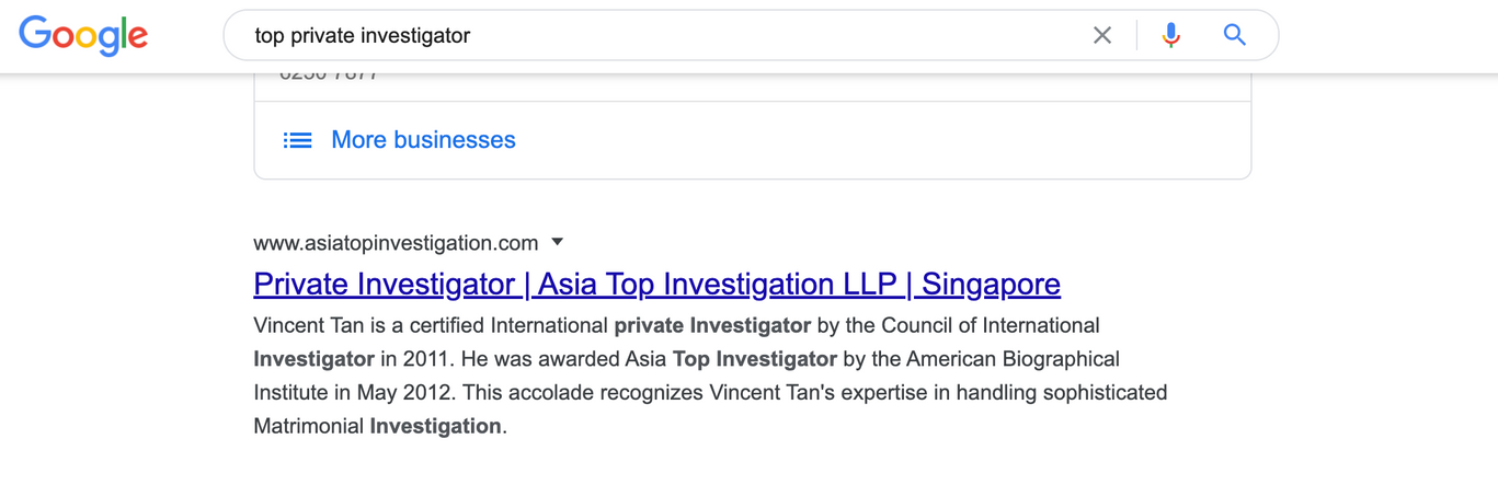 Absolute Digital | Google SEO for Asia Top Investigation