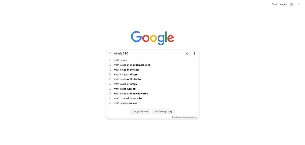 Google SEO Search Engine Optimisation Absolute Digital