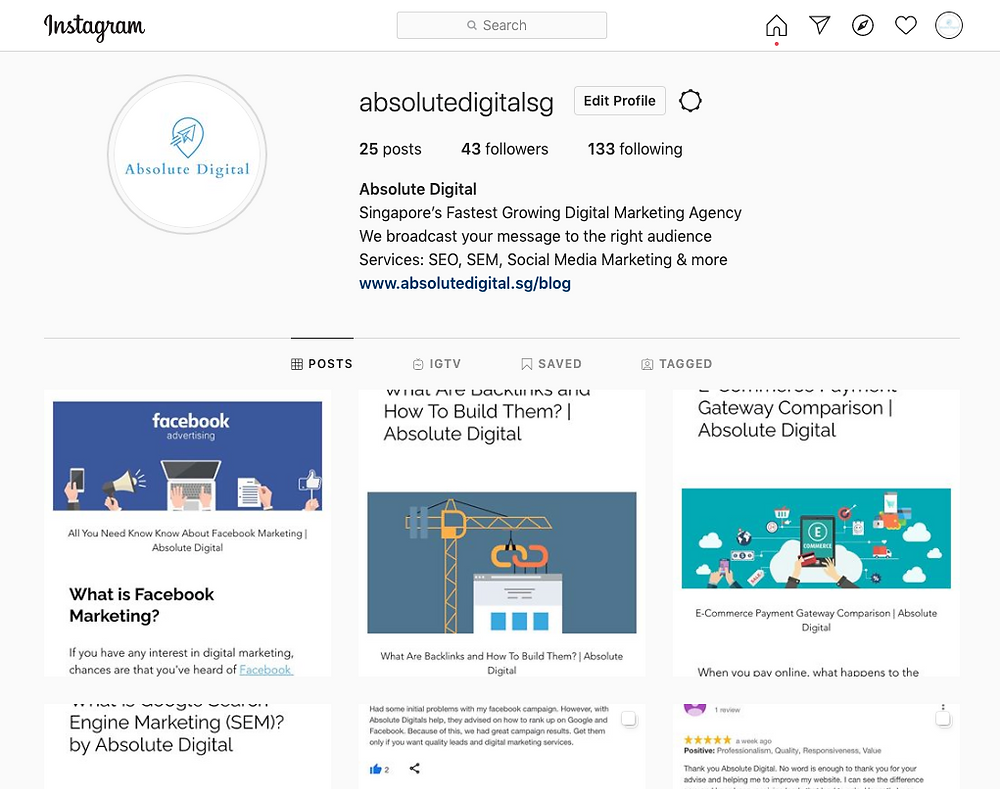 How to Advertise on Instagram?   Absolute Digital