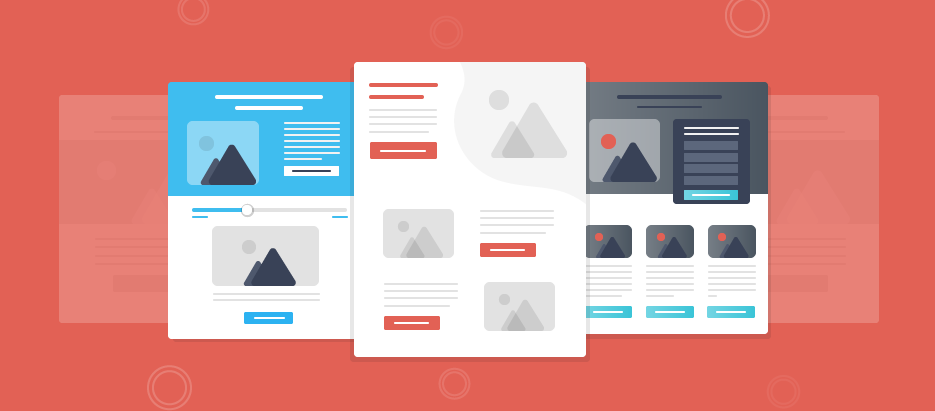 3 Different Types Of Landing Pages