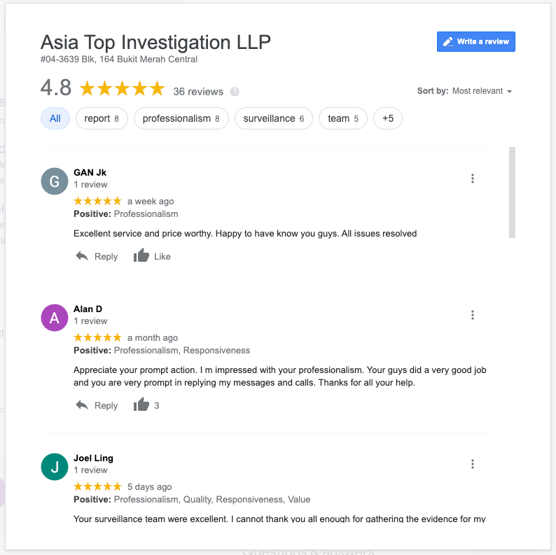 Asia Top Investigation How to find a reliable PI Agency