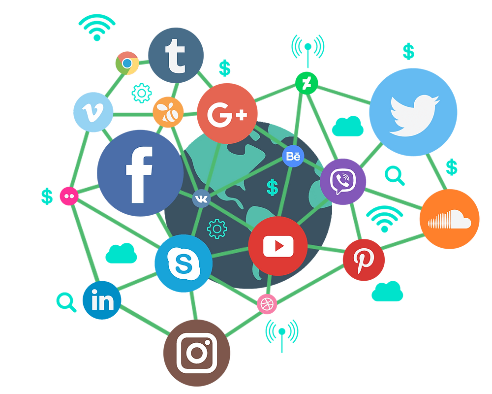 5 Reasons to advertise on social media in 2020 by Absolute Digital