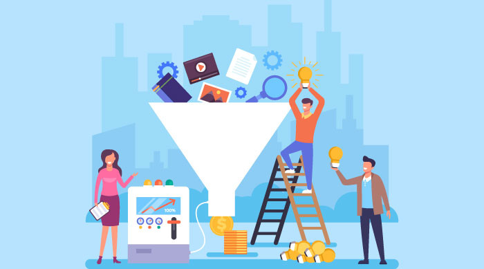 The Perfect Digital Marketing Sales Funnel by Best Digital Marketing Agency, Absolute Digital