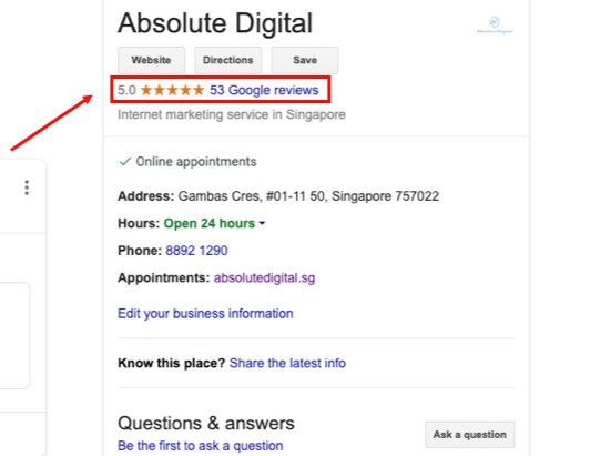Can I Delete Negative Google Reviews? by Certified Digital Marketing Agency, Absolute Digital
