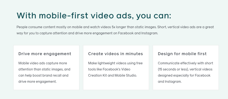 How To Drive More Engagement With Short, Vertical Video Ads On Facebook, by Absolute Digital
