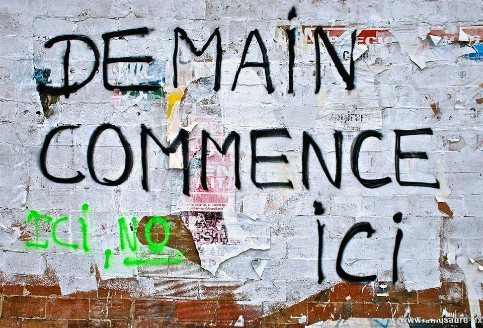 DEMAIN COMENCE ICI