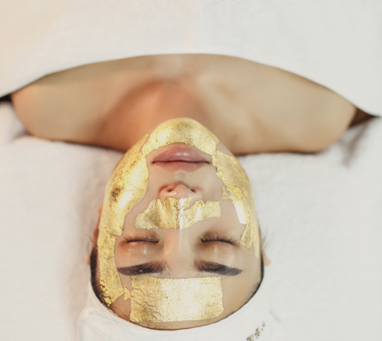 24k Glod Facial Therapy