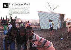 Transition housing