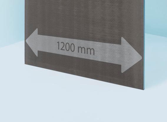 לוח וודי 20 ממ עובי מידות 120/250