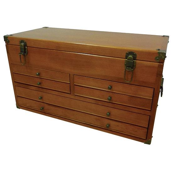 ארגז כלים מעץ 6 מגירות סיגנט