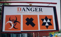 Twożywo - Danger! Religion is not a