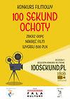 plakaty konkurs Ochota100 sekund wersja