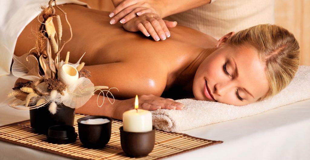 Oil Relaxing Massage