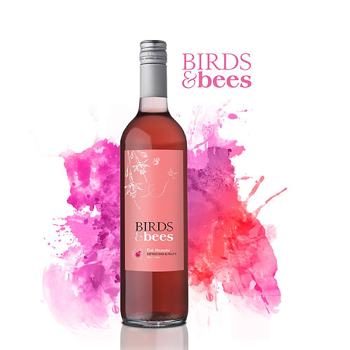 Birds & Bees Pink Moscato
