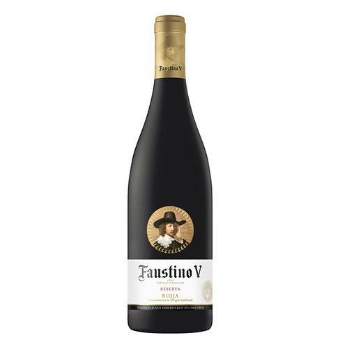 Faustino V Rioja Reserva 75cl