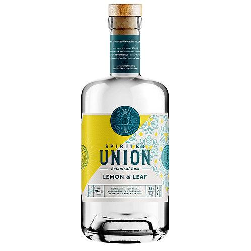 Spirited Union Lemon Leaf 70cl