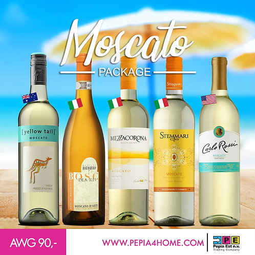 Moscato Package