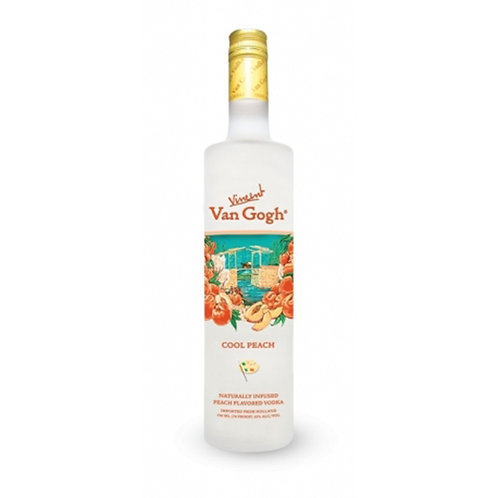 Van Gogh Vodka Cool Peach 75cl