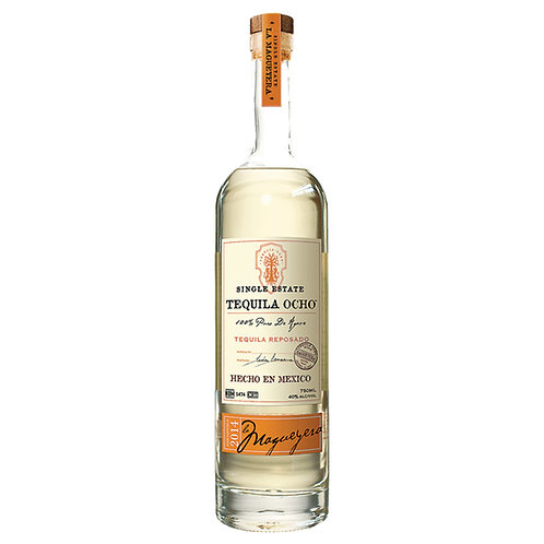 Tequila Ocho Reposado 75cl