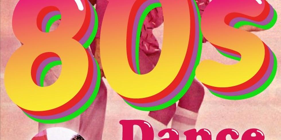 80's dance night ++ UITVERKOCHT ++