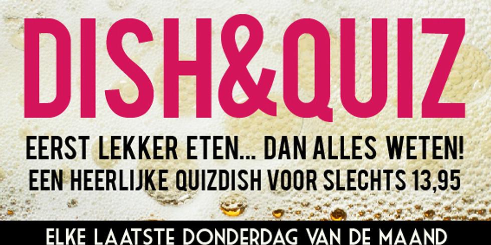 Bierderij Pubquiz - Dish & Quiz!