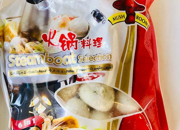 Mushroom Brand Mixed Brocade Pills磨菇牌杂锦丸/500g